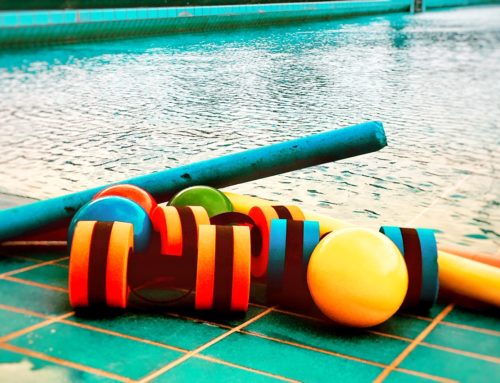 Aqua-Fitness immer montags und freitags um 9